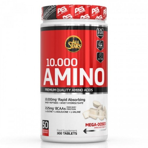 All Stars - Amino 10.000, 300 Tabletten