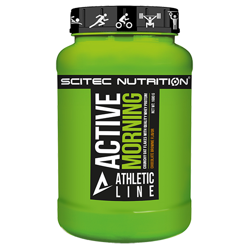 Scitec Nutrition - Athletic Line - Active Morning, 1680g Dose