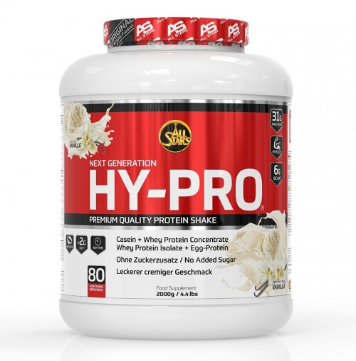 All Stars - Hy-Pro 2000g Dose