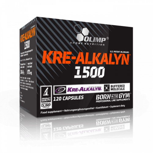 Olimp - Kre-Alkalyn® 1500, 120 Caps