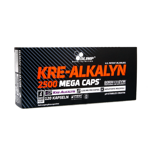 Olimp - Kre-Alkalyn® 2500, 120 Mega Caps