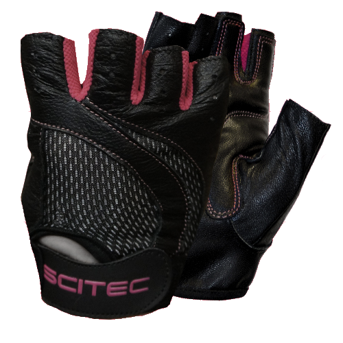 Scitec Nutrition - Handschuhe - Pink Style