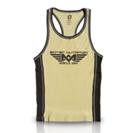 Scitec Nutrition - Muscle Army - Tank Top Desert