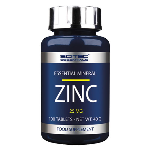 Scitec Nutrition - Zinc, 100 Tabletten
