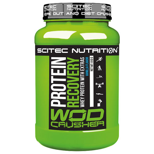 Scitec Nutrition - Wod Crusher - Protein Recovery, 810g Dose