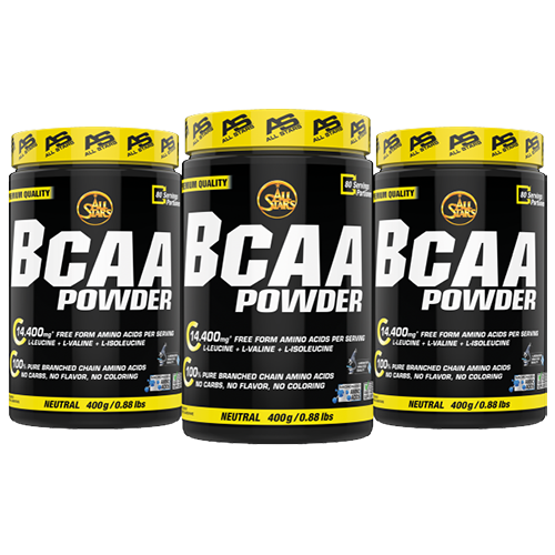 All Stars - BCAA Powder Neutral