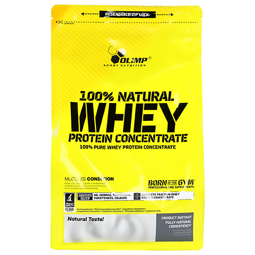 Olimp - 100% Natural Whey Protein Concentrate, 700g Beutel