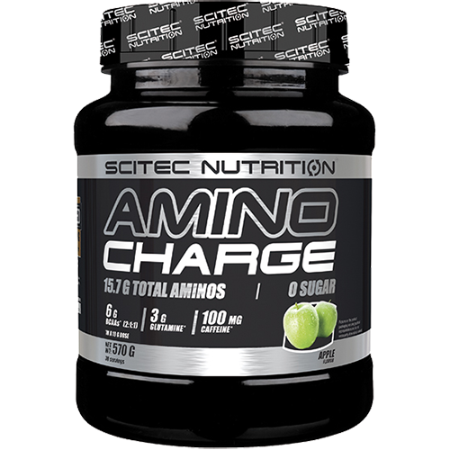 Scitec Nutrition - Amino Charge, 570g Dose