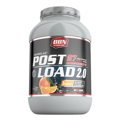 BBN Hardcore - Anabolan Post Load 2.0, 1800g Dose