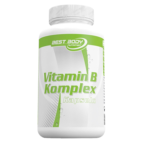Best Body Nutrition - Vitamin B Komplex, 100 Kapseln