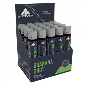 Multipower - Guarana Shot, 20x25ml