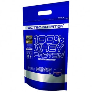 Scitec Nutrition - 100% Whey Protein, 1850g Beutel