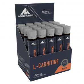 Multipower - L-Carnitin Liquid, 20x25ml