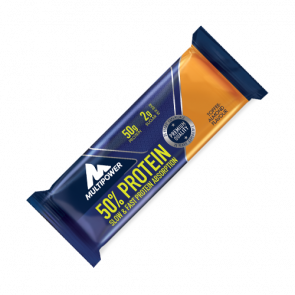 Multipower - 50% Protein Bar XXL, 16 Riegel a 100g