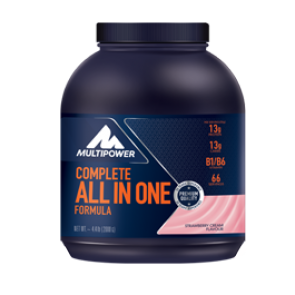 Multipower - Complete All in One Formula, 2000g Dose (Nahrungsergänzungsmittel)