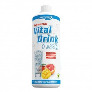 Best Body Nutrition - Essential Vital Drink, 1000ml Konzentrat