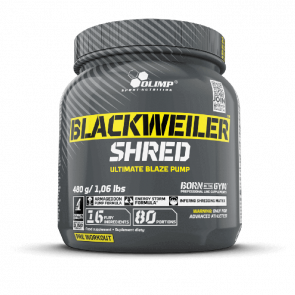 Olimp - Blackweiler Shred, 480g Dose