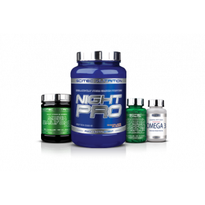 Scitec Nutrition - Weight Control Stack - Basic - Männer