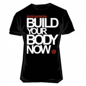 Scitec Nutrition - T-Shirt - Build