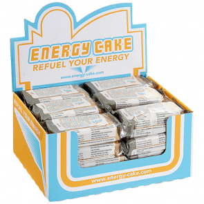 Enegry Cake - 24 Riegel a 125g