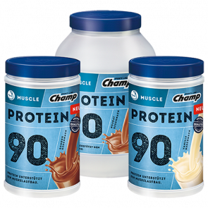 Champ - Muscle Protein 90 Shake, 780g Dose