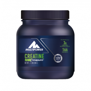 Multipower - Creatine Creapure, 500g Dose