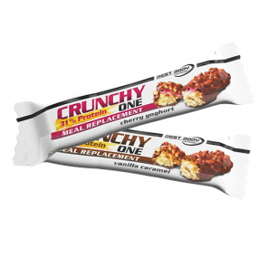 Best Body Nutrition - Crunchy One, 20 Riegel a 60g