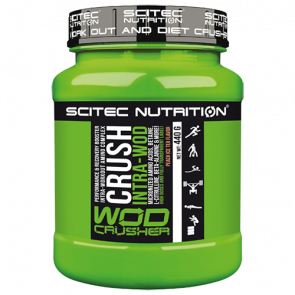Scitec Nutrition - Wod Crusher - Crush Intra-Wod, 440g Dose