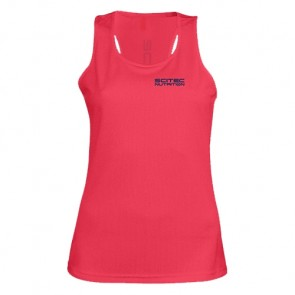 Scitec Nutrition - Dry Tech Tank Top - Frauen Pink