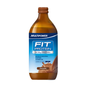 Multipower - Fit Protein, 12x500ml Flasche