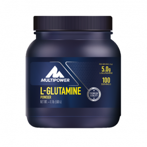 Multipower - L-Glutamine Powder, 500g Dose