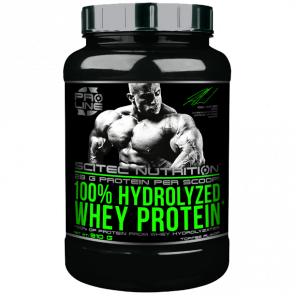 Scitec Nutrition - 100% Hydrolyzed Whey Protein*, 910g Dose