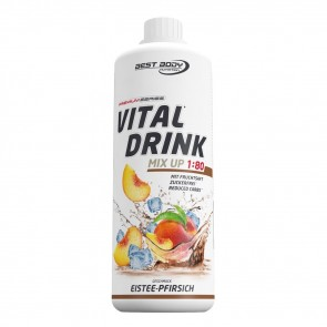 Best Body Nutrition - Low Carb Vital Drink 1:80, 1000ml Konzentrat