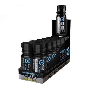 Scitec Nutrition - Magnesium + B6 Shot, 12x60ml