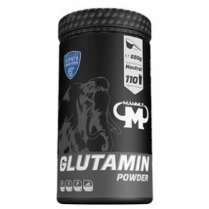 Mammut - Glutamin Powder, 550g