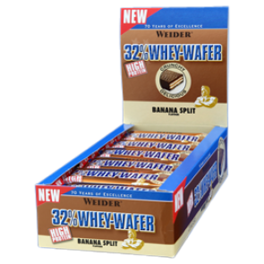 Weider - 32% Whey Wafer Riegel