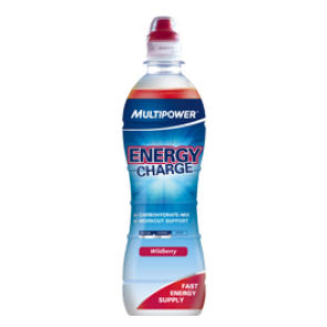 Multipower -  Muscle - Enery Charge, 24x500ml Flaschen
