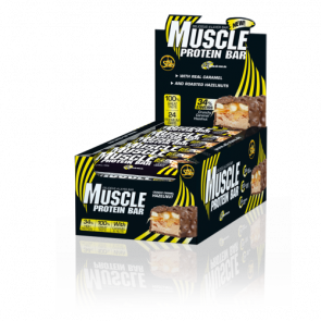 All Stars - Muscle Protein Bar, 24 Riegel a 80g