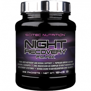 Scitec Nutrition - Night Recovery, 28 Sachets