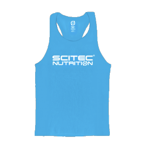 Scitec Nutrition - Tank Top - Racerback Blue