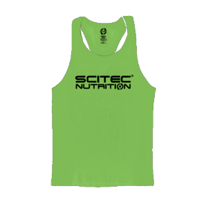 Scitec Nutrition - Tank Top - Racerback Green