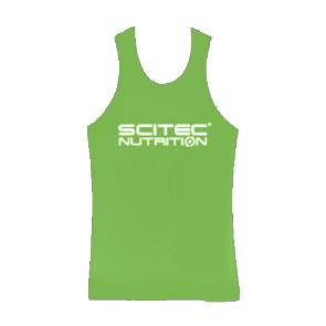 Scitec Nutrition - Tank Top - Normal Green Girl