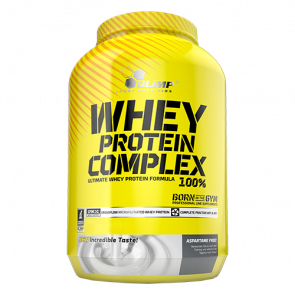 Olimp - Whey Protein Complex 100%, 1800g Dose