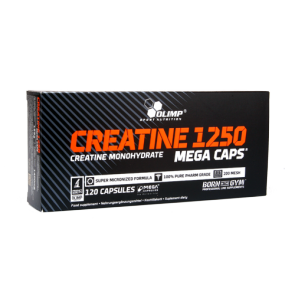 Olimp - Creatine Mega Caps, 120 Stk.