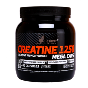 Olimp - Creatine Mega Caps, 400 Stk.