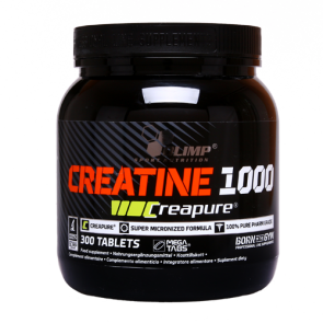 Olimp - Creatine Monohydrat Powder Creapure, 500g Dose