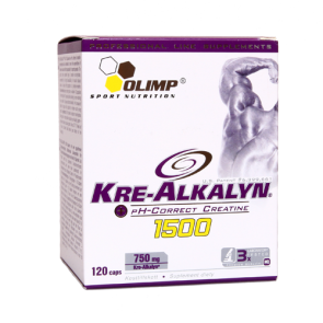 OLIMP - KRE-ALKALYN® 1500 MEGA CAPS, 120 Stk