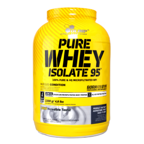 Olimp - Pure Whey Isolate 95, 2200g Dose