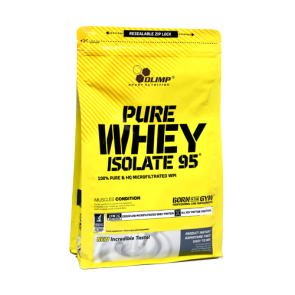 Olimp - Pure Whey Isolate 95, 600g Beutel
