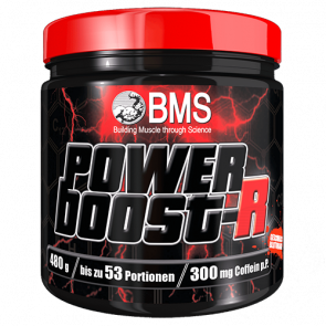 BMS - Power Boost-R, 480g Dose